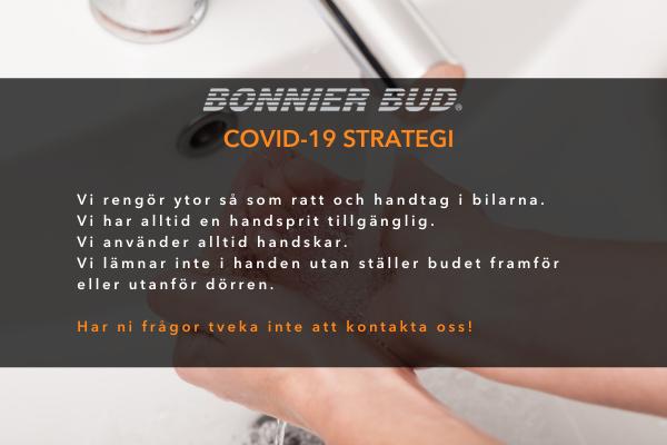 Covid 19 strategi